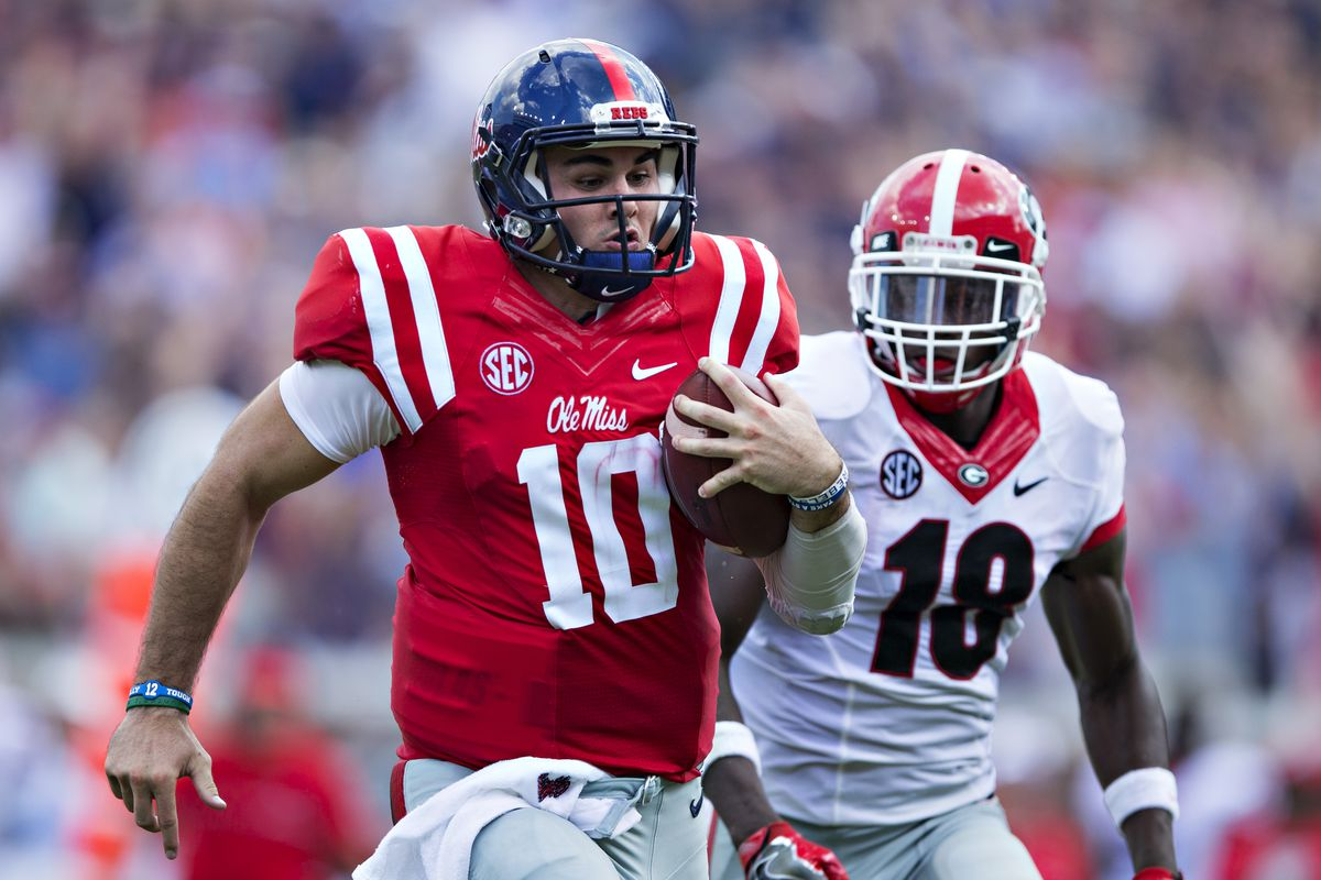 brand new eb7b3 2b810 Why Chad Kelly is the most fascinating Mr. Irrelevant ever ...