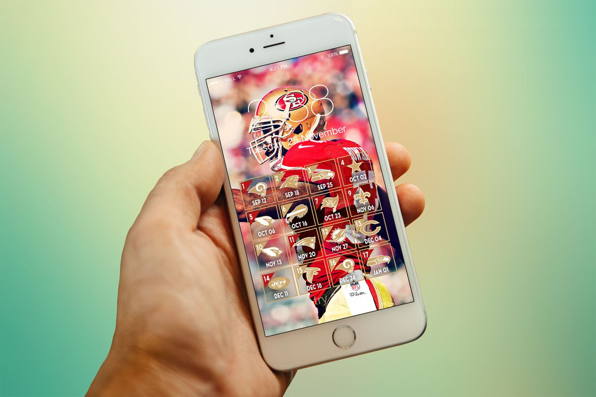 New 49ers wallpapers for desktop and mobile niners nation footballs return brings all new 49ers wallpapers for your iphone or desktop from better rivals podcast staff designer joce bossin voltagebd Gallery