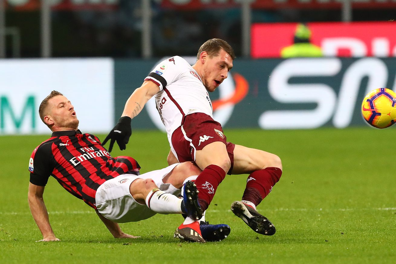 Tactical Review of AC Milan?s Lethargic Draw with Torino