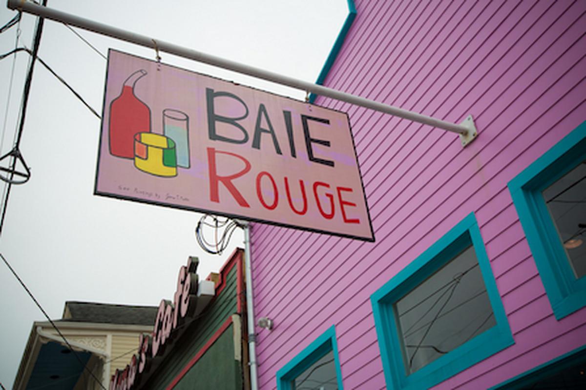 Baie Rouge