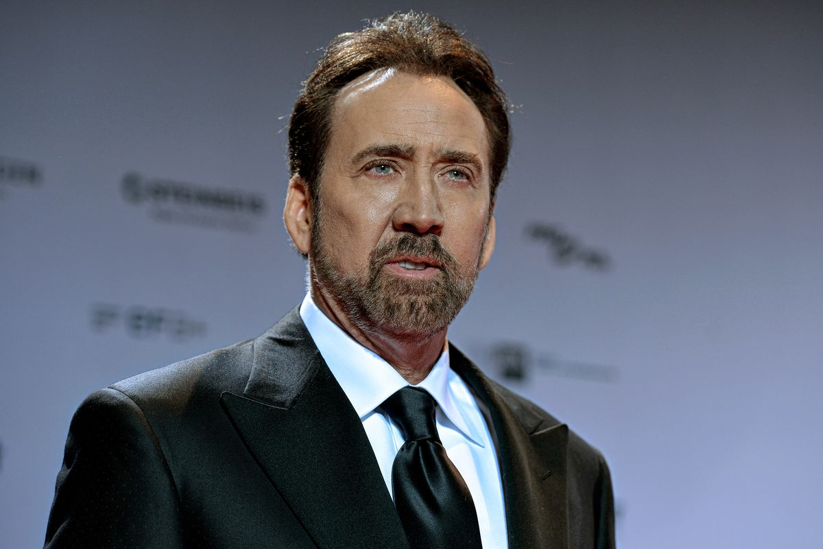 It's a Bird…It's a Plane…It's Officially Nicolas Cage As Superman