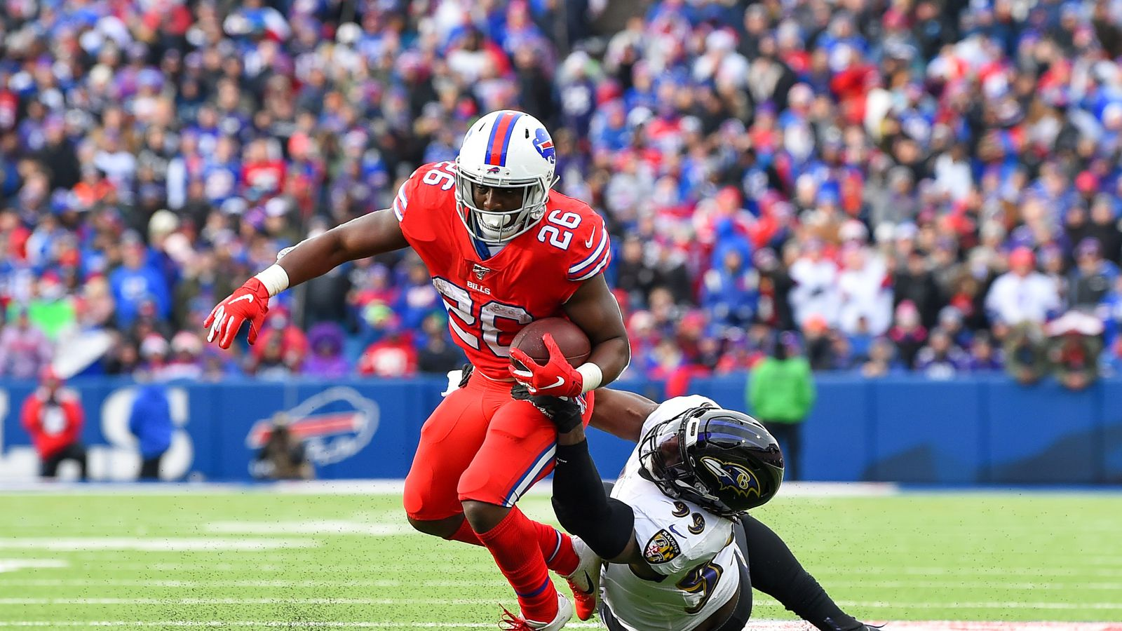 Bills 17, Ravens 24: Rapid recap and notes