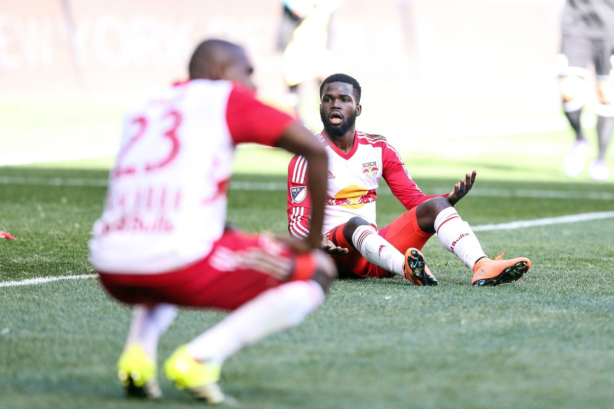 Kemar Lawrence has questions after TFC's win in New York, do you?