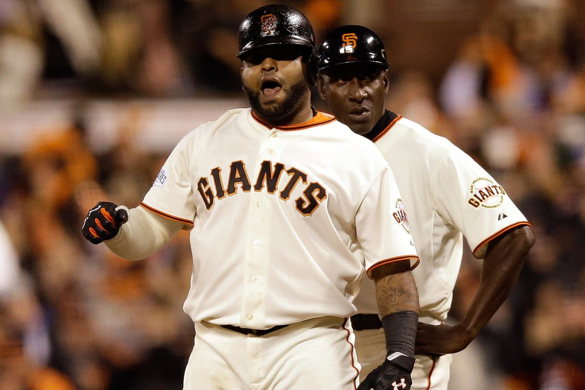 Royals vs  Giants, 2014 World Series Game 4 results: 4
