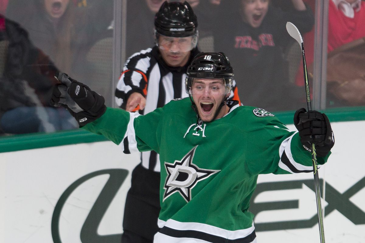 reputable site 1dfdb cac1a Dallas Stars Reassign Jason Dickinson to AHL as Jason Spezza ...