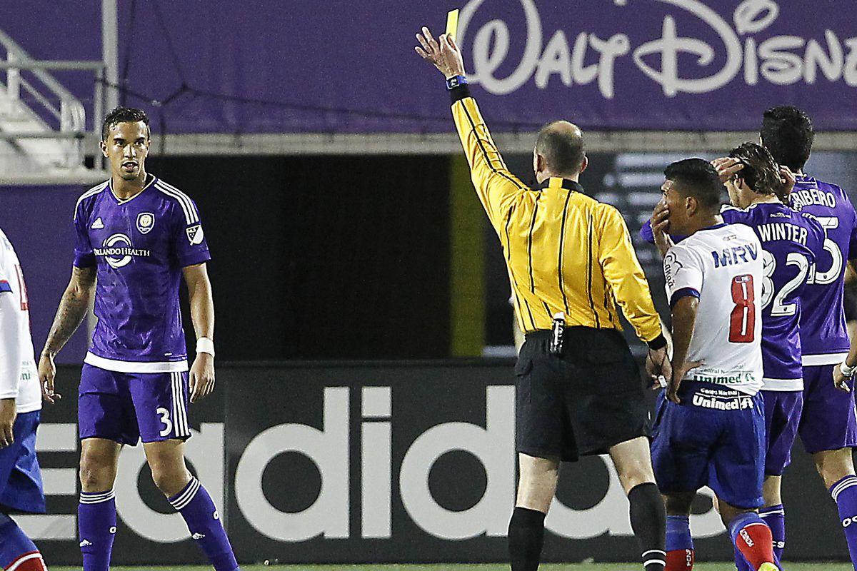 MLS: Preseason-Orlando City vs Esporte Clube Bahia