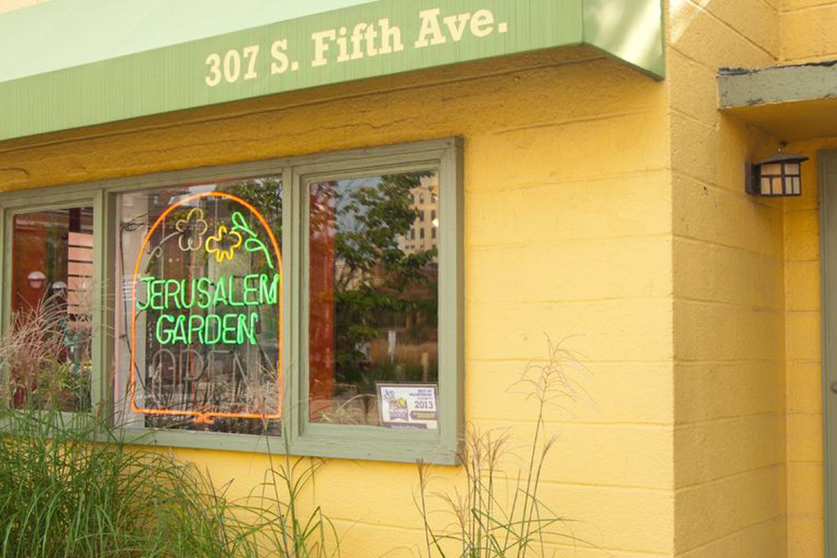 Jerusalem Garden recently vacated their South Fifth Avenue location for a new space.