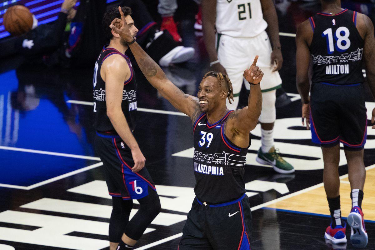 NBA: Milwaukee Bucks at Philadelphia 76ers