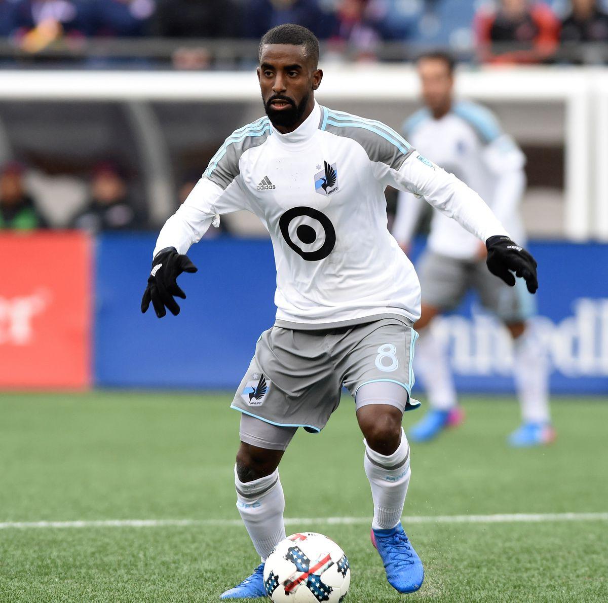 MLS: Minnesota United FC at New England Revolution
