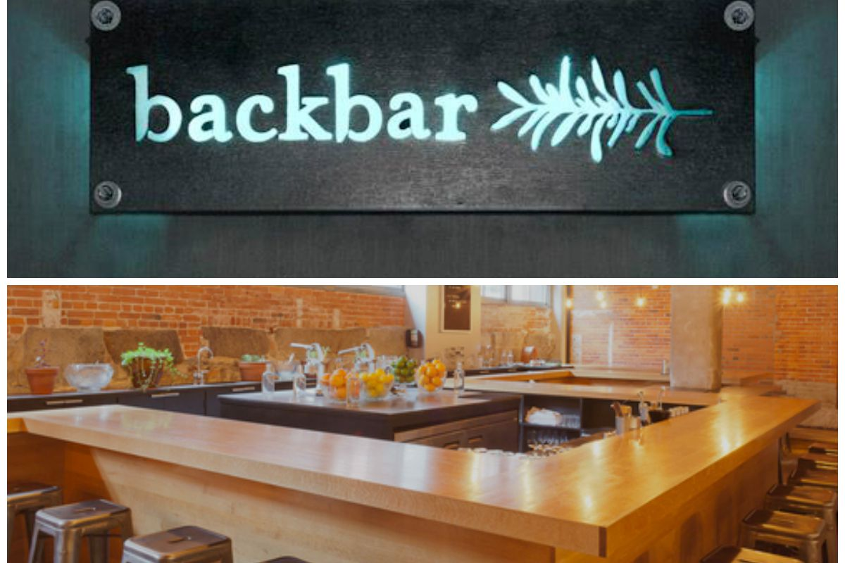 Backbar (Union Square) and Drink (Fort Point)