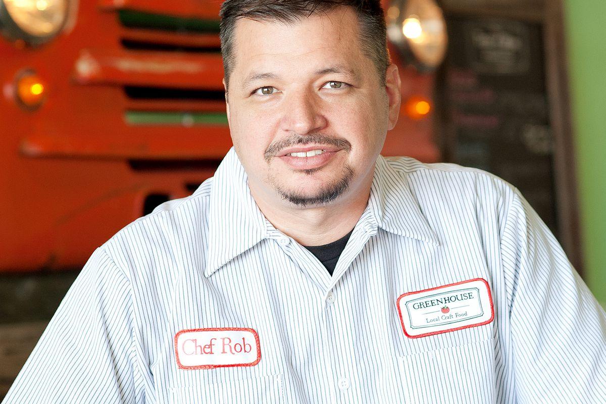 Rob Snow of Greenhouse Craft Foods