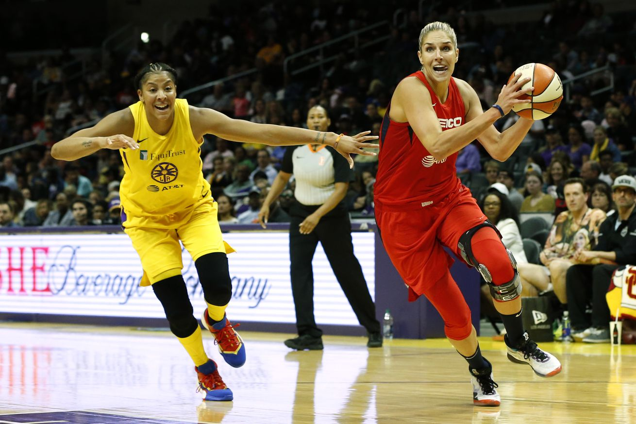 Recap: Elena Delle Donne notches second consecutive double-double; Washington defeats Dream 89-73
