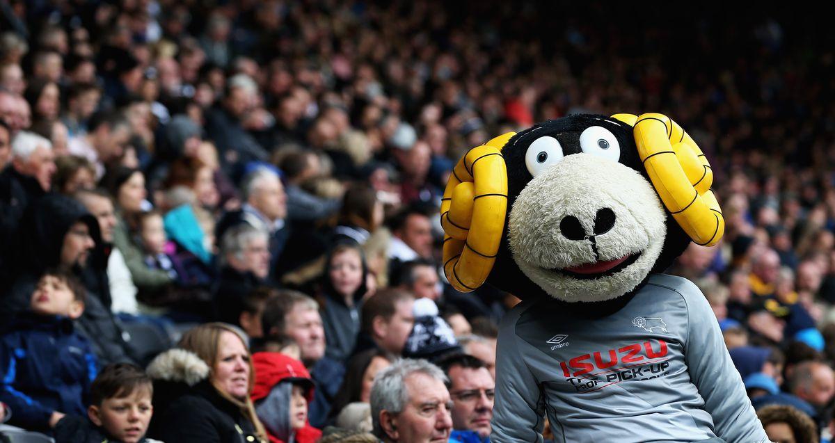 Derby County v Reading - Sky Bet Championship