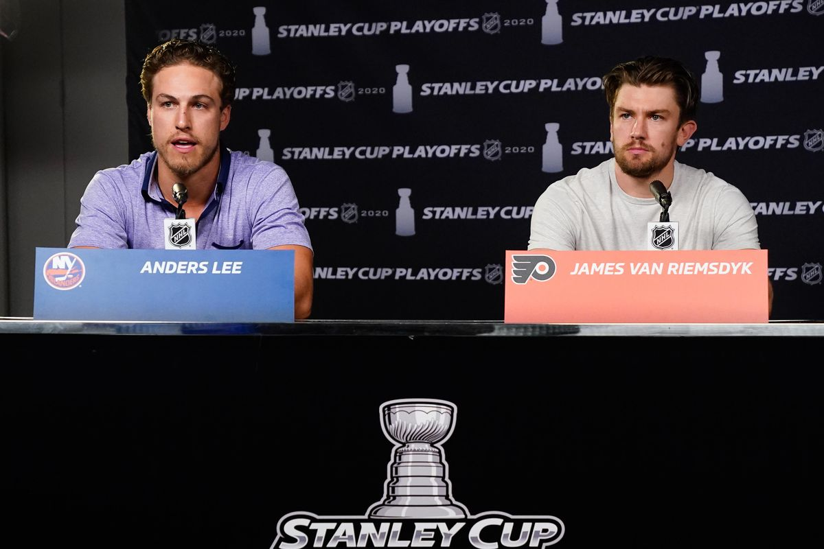 2020 NHL Stanley Cup Playoffs - Toronto - Press Conference
