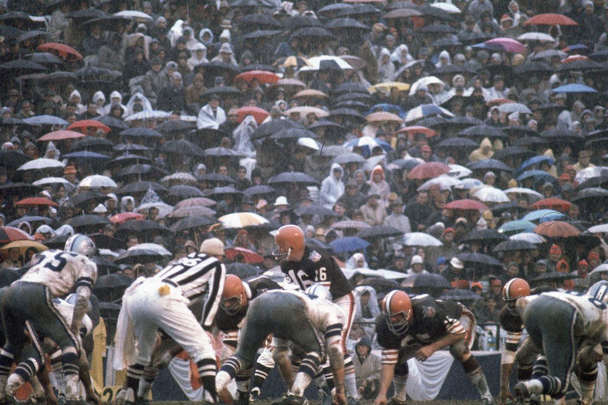 Cleveland Brown v Dallas Cowboys