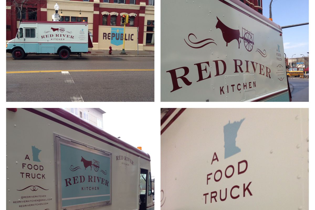 All Red Kitchen all the details on republic's new food truck, red river kitchen