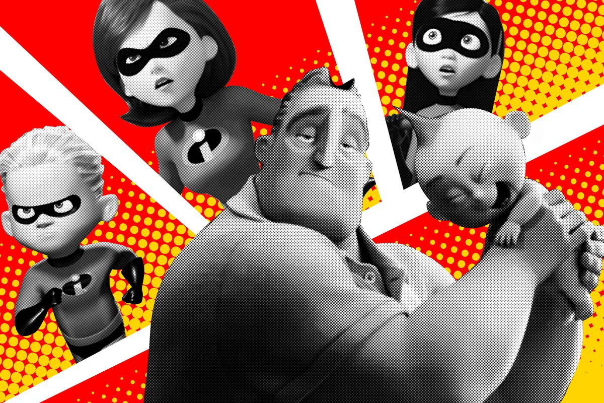 the incredibles 2 exit survey the ringer