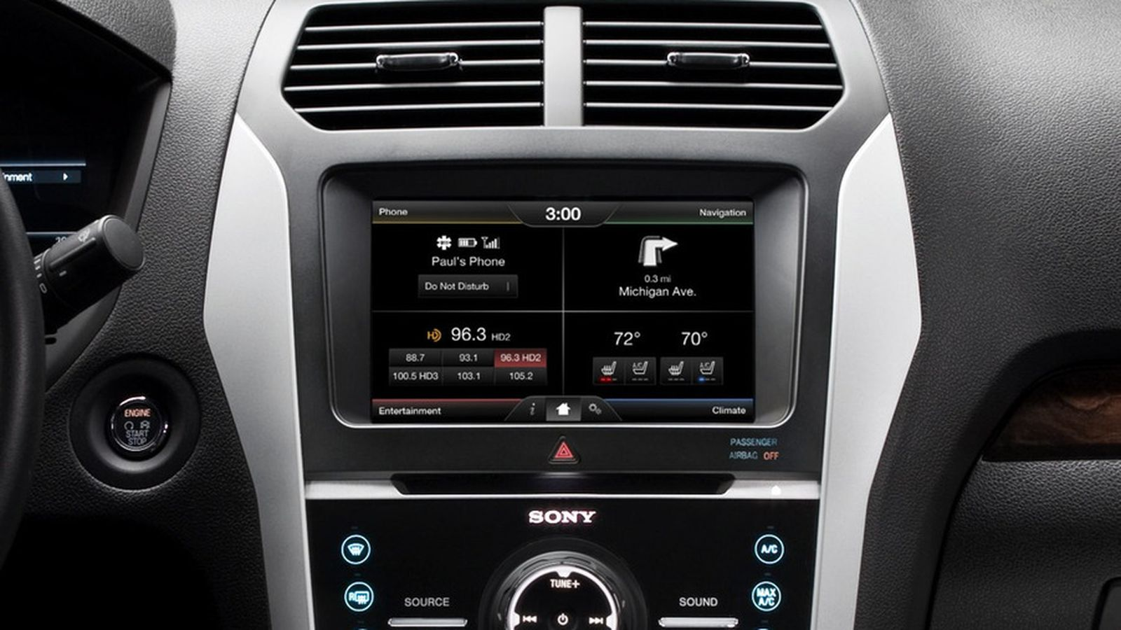 Myford Touch Update >> MyFord Touch 2013 update designed around customer feedback - The Verge