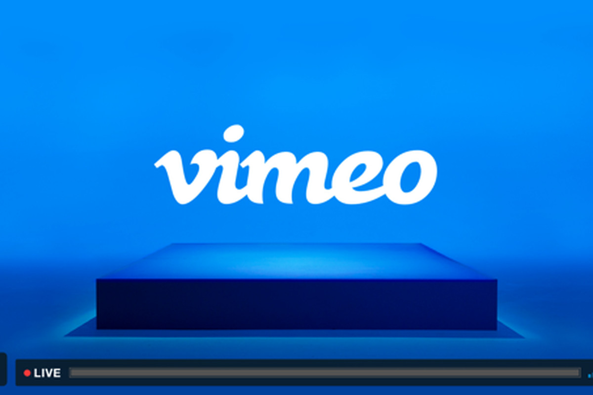 Vimeo finally adds livestreaming to its set of video tools