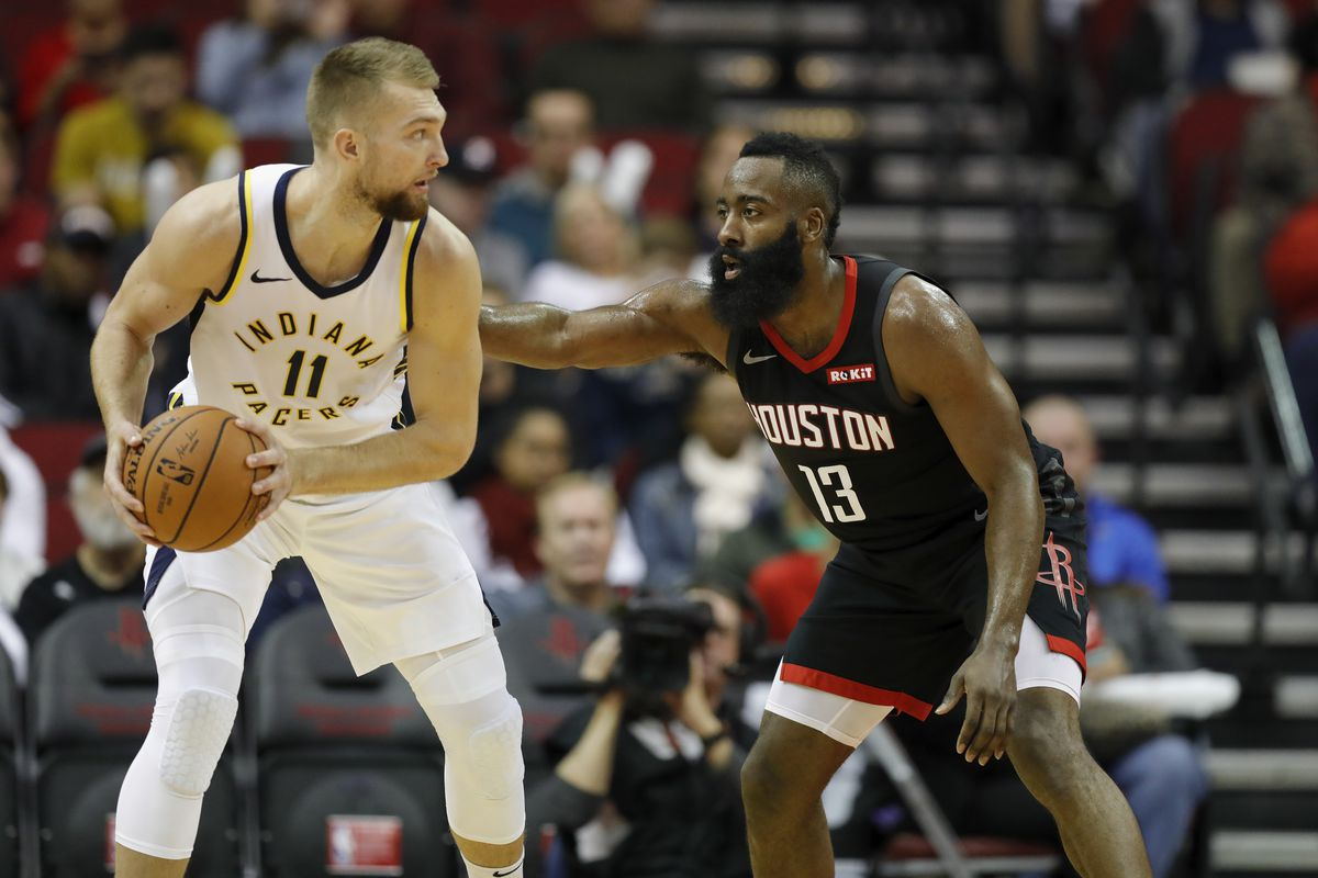 Pacers vs. Rockets: Game thread, lineups, TV info and more