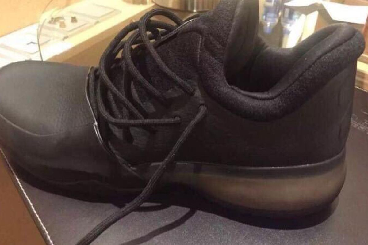 James Harden is the latest victim of having his shoes mercilessly mocked.  Just months after Stephen Curry had to defend his Air Shuffleboard