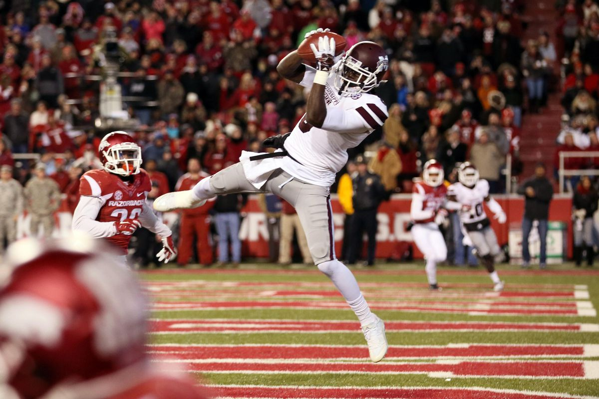 Mississippi State Wide Receivers Take another Hit as Fred Brown is