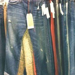 Current/Elliott Boyfriend Jeans, $41