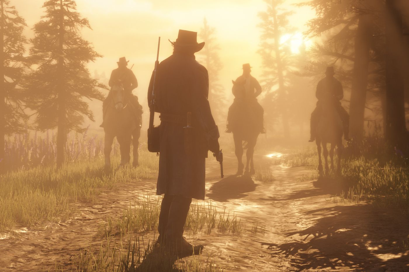 What Red Dead Redemption 2 gets right about having a