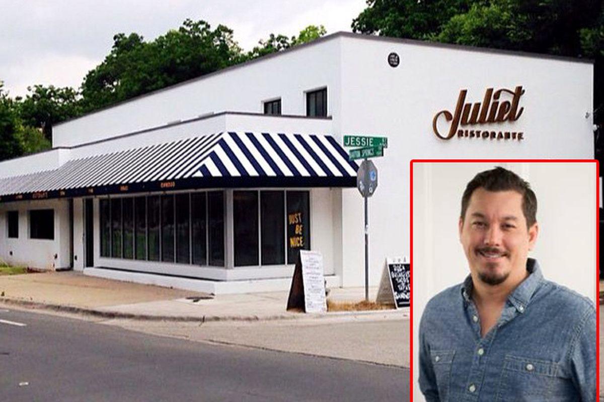 New Juliet beverage director Robert Millican