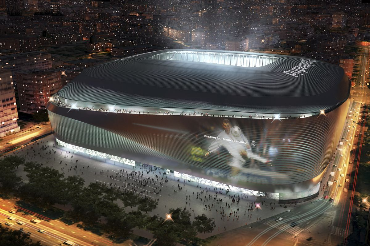 Real Madrid Present Tenders For New Bernabeu Stadium