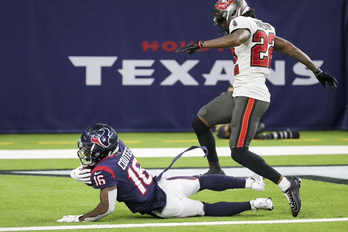 NFL: AUG 28 Preseason - Buccaneers at Texans