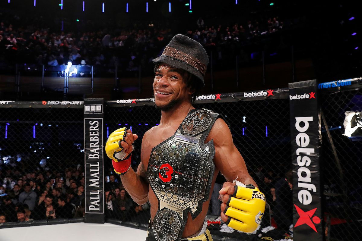 Graham Boylan details flyweight title fallout, says Cage Warriors is done with Nathan Greyson