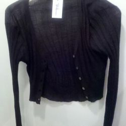 Alexander Wang ribbed sweater, sale price $167.50