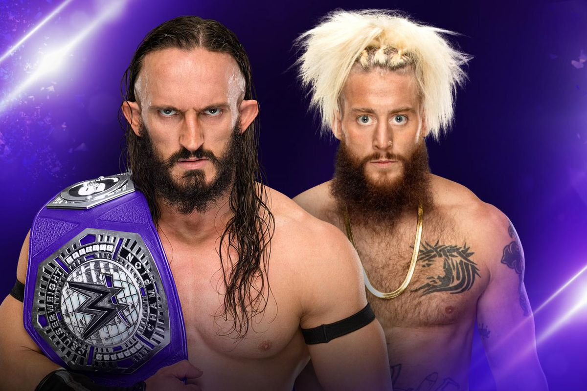 Image result for WWE Neville and Enzo