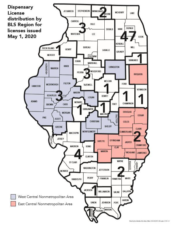 Image result for illinois pot license