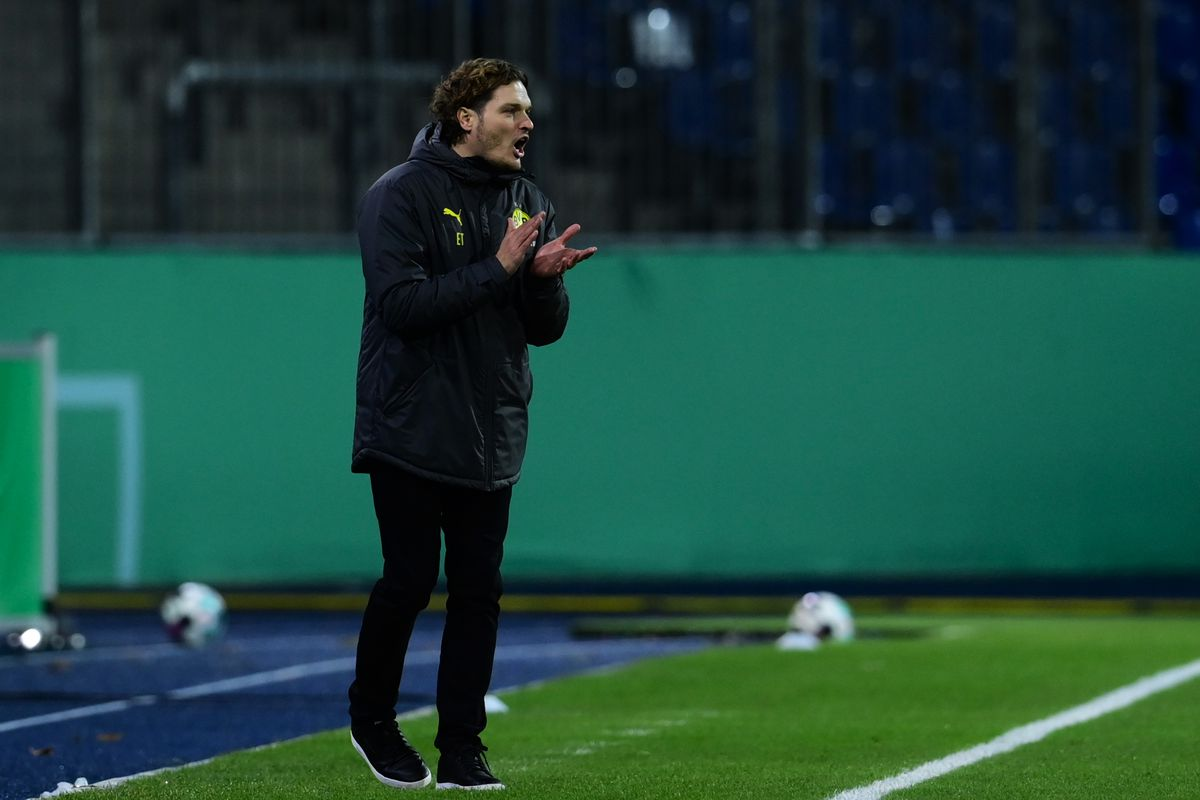 Eintracht Braunschweig v Borussia Dortmund - DFB Cup: Second Round