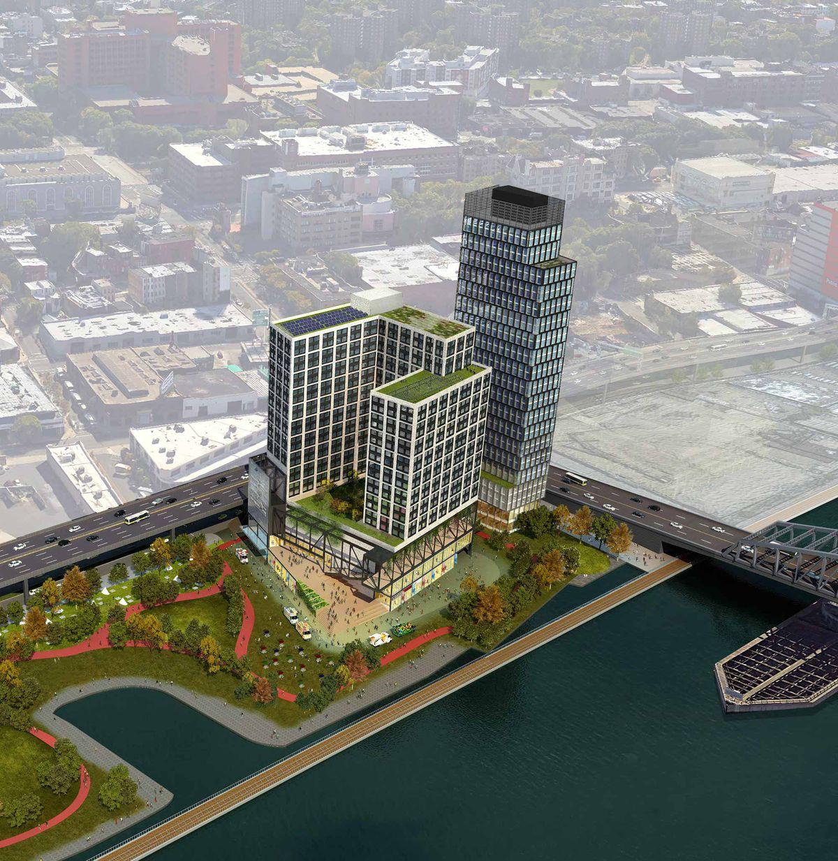 River Park Apartments Bronx: Huge Bronx Development, Soon To House Universal Hip Hop