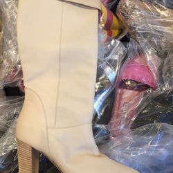 Knee boot, size 37, $350