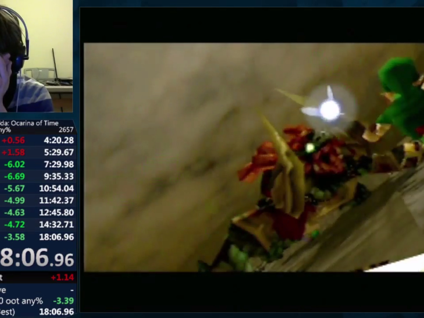 Watch the fastest Ocarina of Time speedrun ever - Polygon