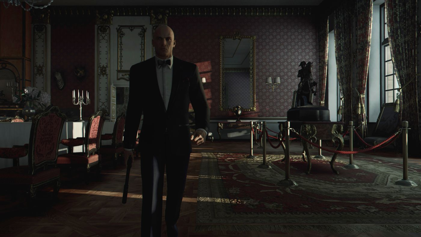 The New Hitman Is The Perfect Episodic Video Game The Verge