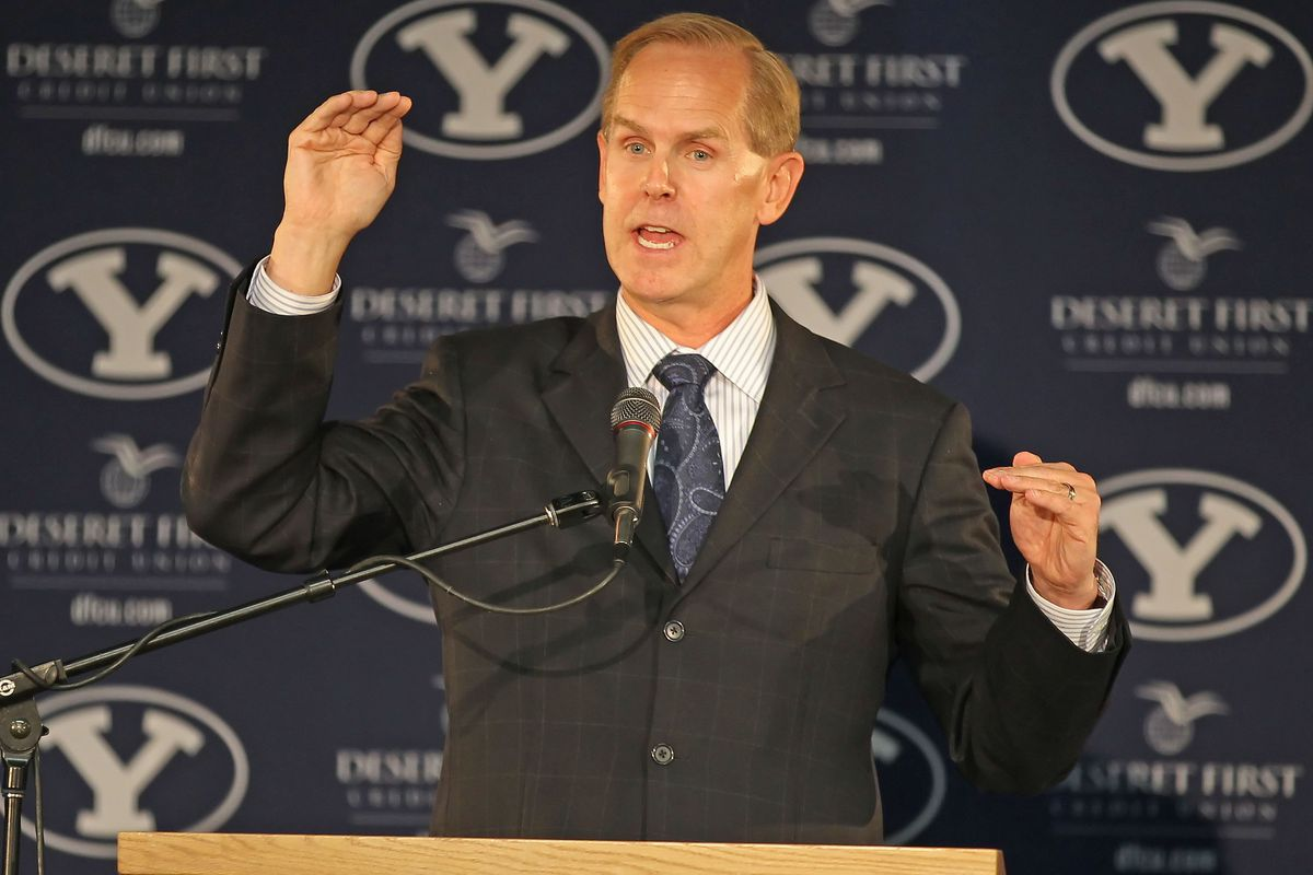BYU Announces Independence in Football 2011