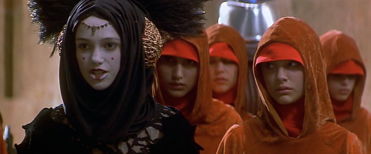 amidala and her handmaidens