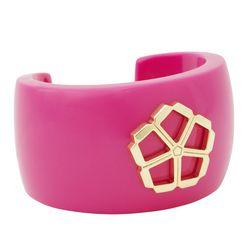 Trina Turk Hot Pink Bracelet, $95.