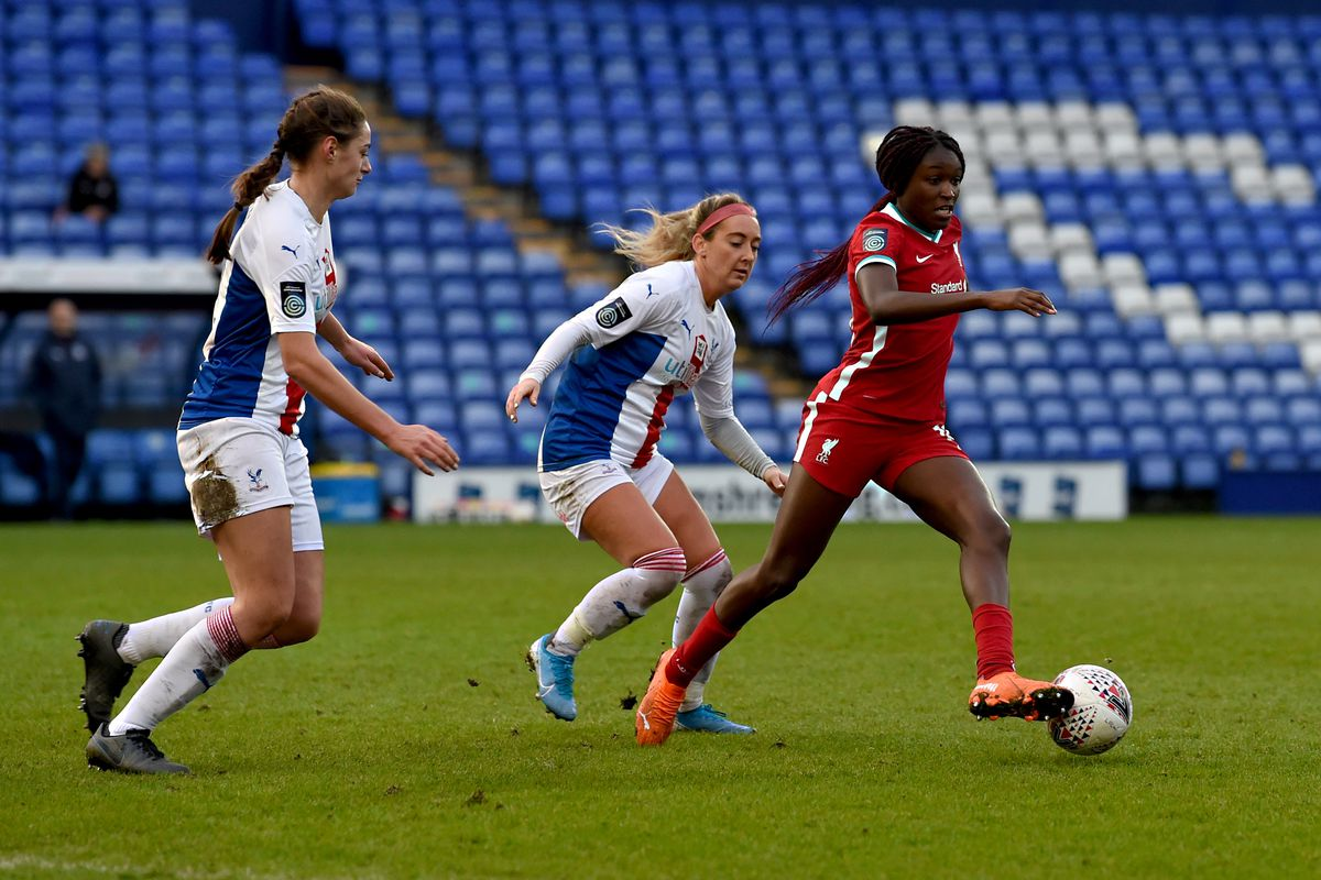Liverpool v Crystal Palace - Barclays FA Women's Championship