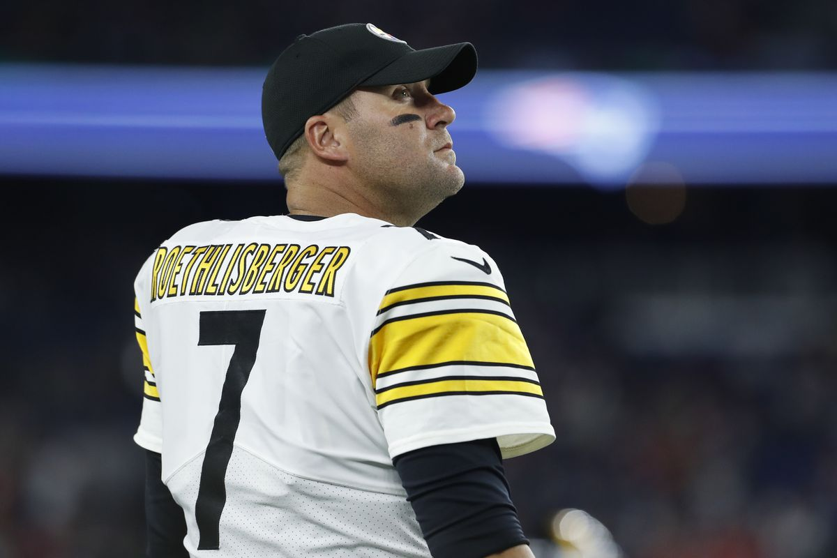 the latest 29db7 c82eb History shows the Steelers aren't dead after a blowout loss ...