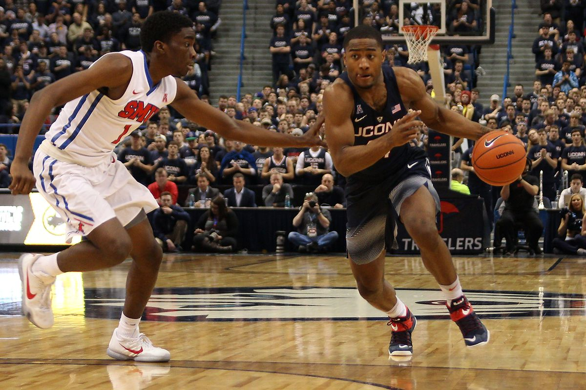 Rodney Purvis and the Huskies can't afford a letdown tonight against USF.