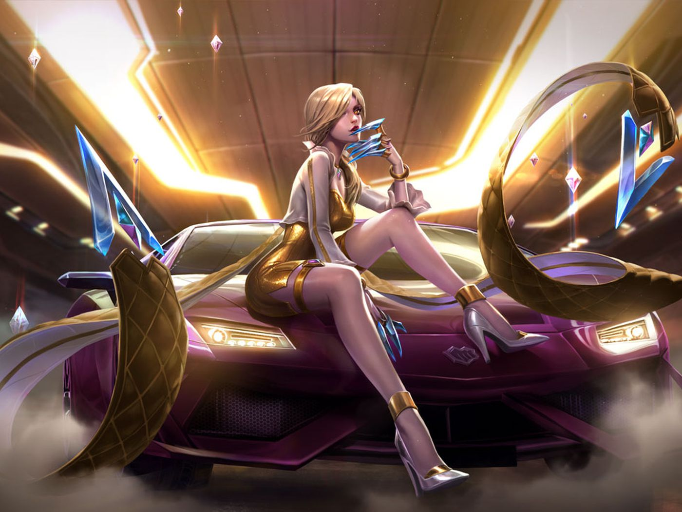 K Da Evelynn Prestige Edition What You Need To Know The Rift Herald