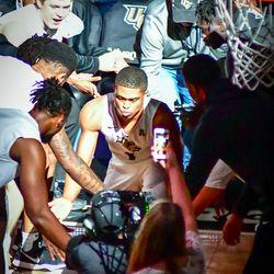 UCF Men's Basketball defeats Tulsa, 64-62
