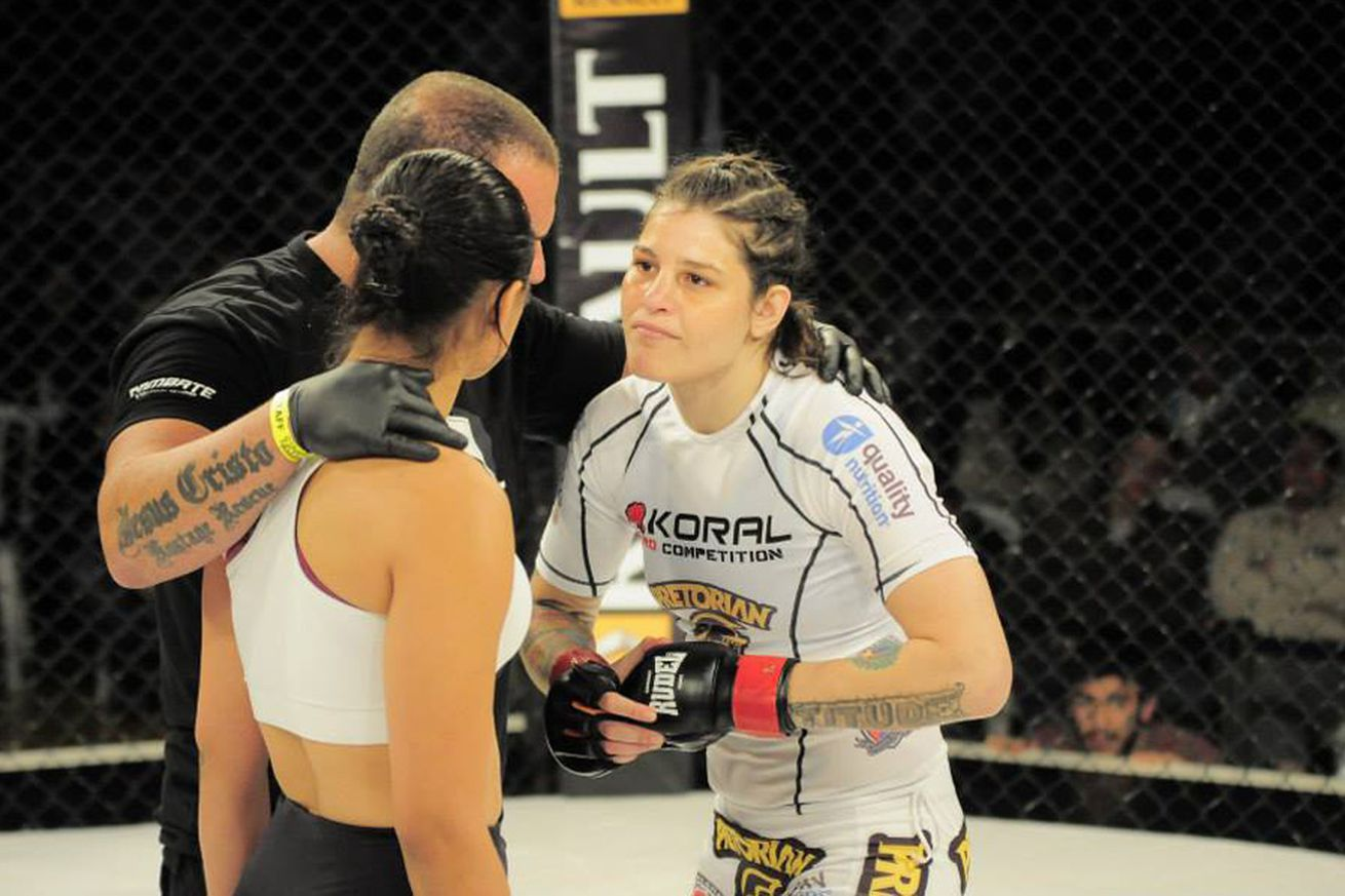 community news, Undefeated Talita Nogueira meets Gabrielle Holloway at Bellator 182