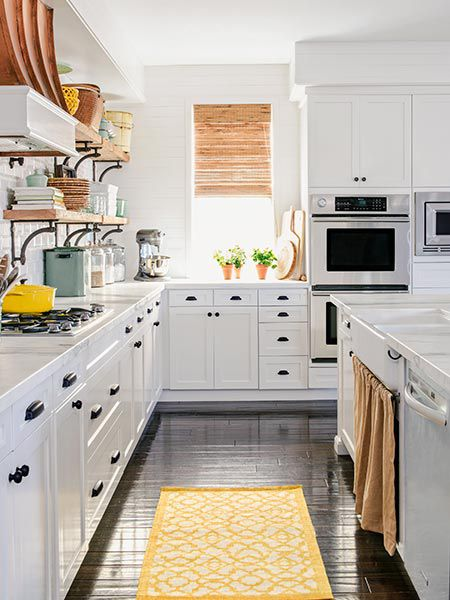 A Bright White Kitchen Redesigned Online This Old House